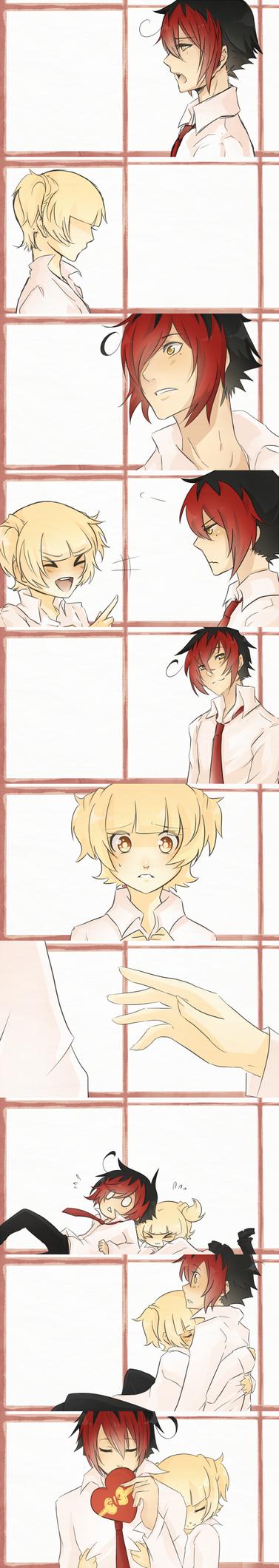 :Confession:Rehersal:KAI:KIM:Hachi:Makune: by KaiSuki