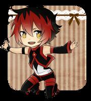 :UTAU:KAI:KIM:Jump!: by KaiSuki