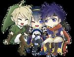 :SSBB:Cute:Swordsmen: