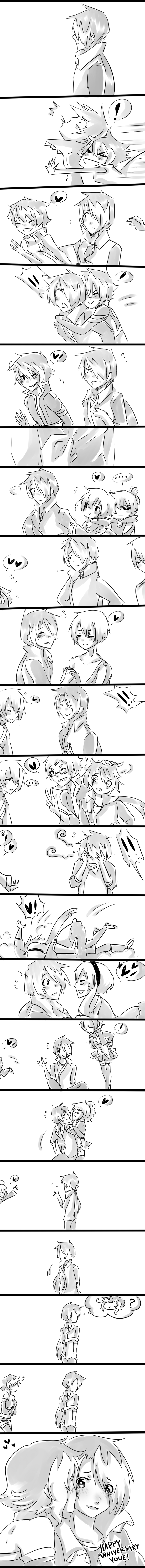 :Happy:Anniversary:Youe: by KaiSuki