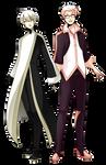 :UTAU:KUBI SHUNE and MEGAne:ConceptArt:NEW: