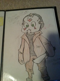Jason Vorhees by DarkL0rd15