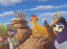 The Lion Guard Season 3 Promo Picture (1) by Jrechani18