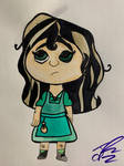 Little Cassandra (Colored) by Jrechani18