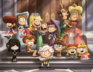 The Loud House Movie First Look