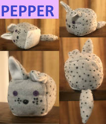 Pepper Cube by CoyoteHeart