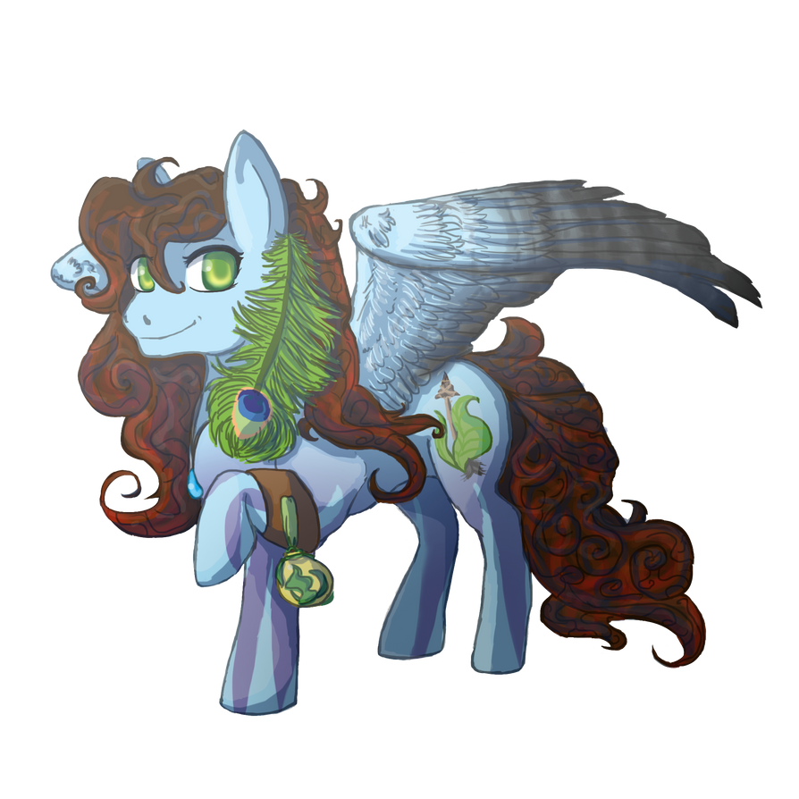 MLP Alari reference by Cookie-Brooke
