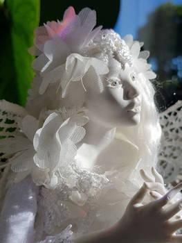 ooak fairy art doll by Kaiafay