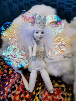 ooak fairy porcelain BJD by Kaiafay