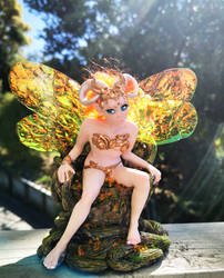 ooak fairy Annie ooak Abbott