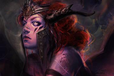 Cursed Oracle by ViridRain