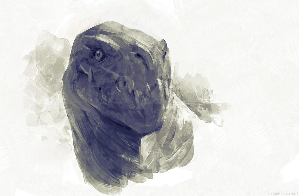 Dinoderp by ViridRain