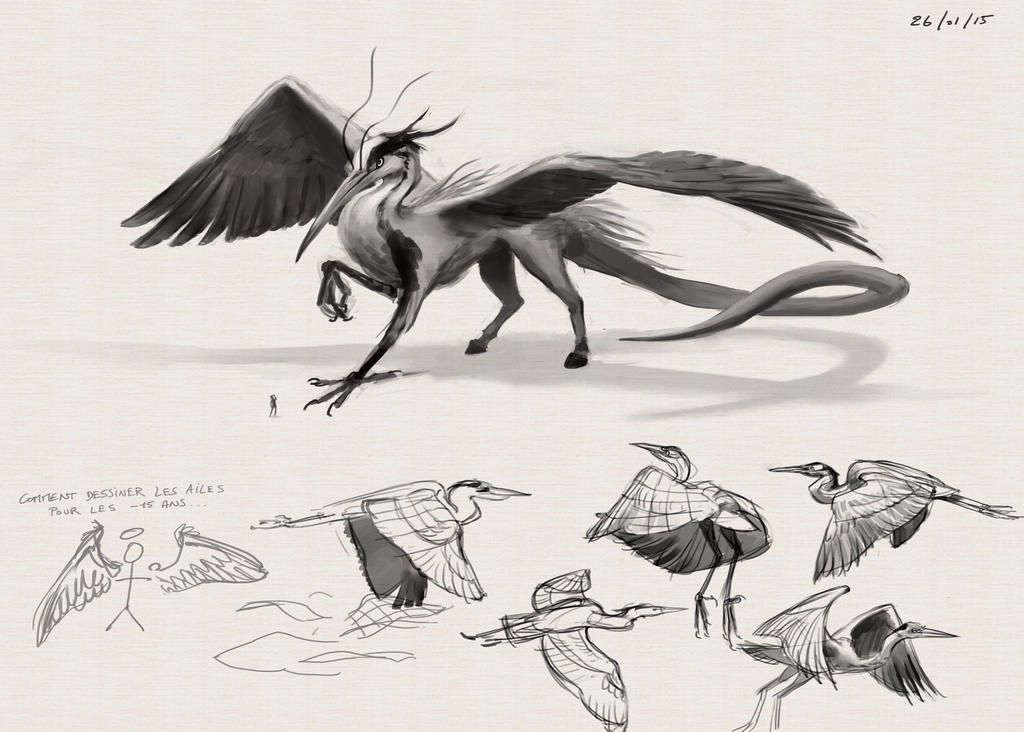 Herongriffe by ViridRain