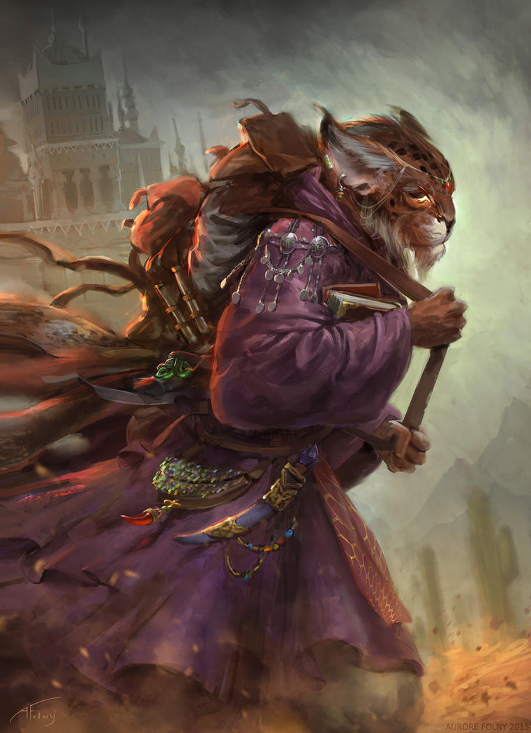 Runaway Alchemist by ViridRain
