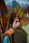 Joy Butterfly iii by pendragon93