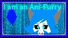 I am An Ani-Furry Stamp by powerof3neko45