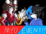 (OPEN) 2 WEEK Cudjurcy MYO Event!