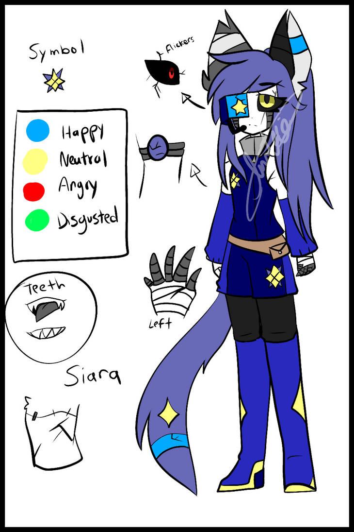 Siara [REF] by CosmicSunstaa
