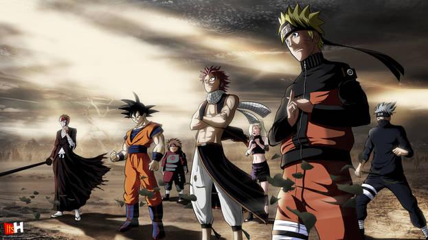 Naruto Shippuden - Rescue Team