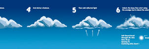 Clouds Tutorial With Mouse. by HellPurestDevil