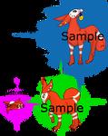 Ishtabu Breed template auction