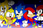 Sonic Mania Plus - Elevator Plus