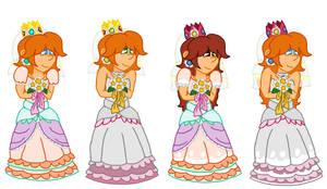 Wedding Daisy Dress ideas