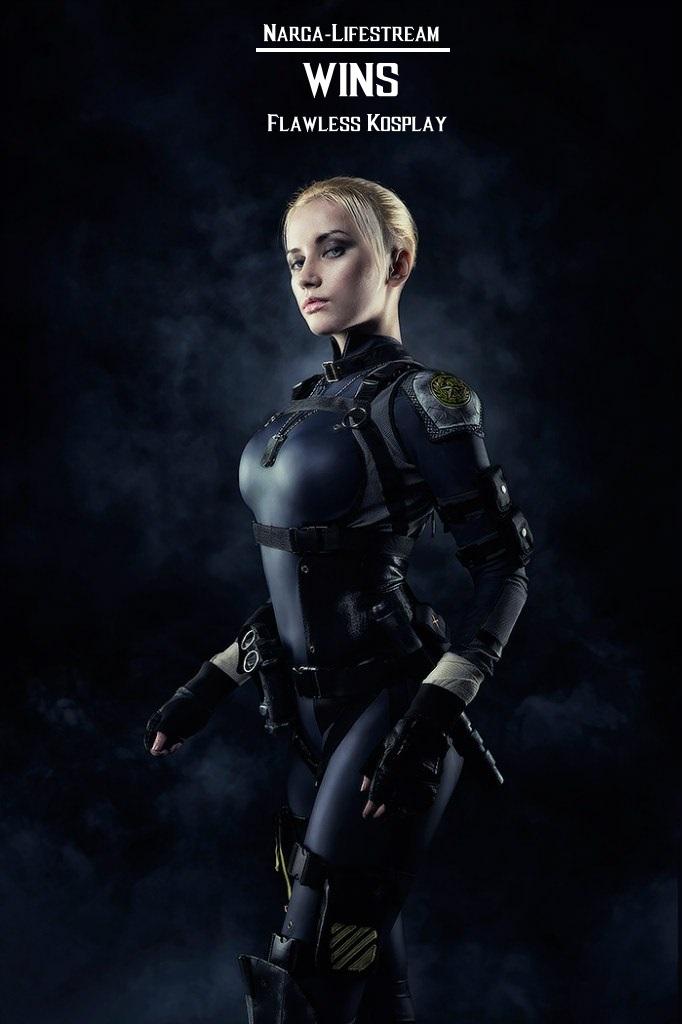 Cassie Cage - Mortal Kombat X by Shinkarchuk on DeviantArt