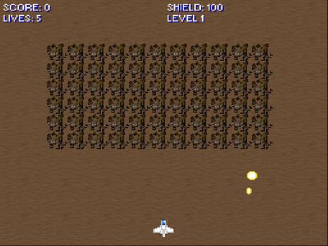 Anti-GLatendo Exterminator: Gameplay screenshot