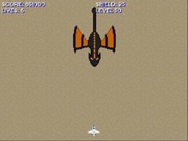 Anti-GLatendo Exterminator: Boss battle screenshot