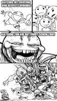Anti-GLatendo comic: Hey!