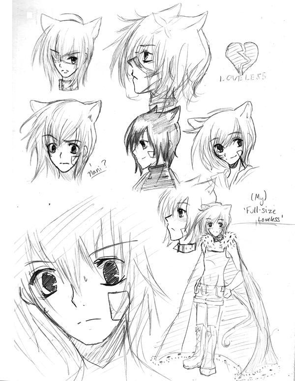 +Ritsuka Sketches+ by SailorKairi