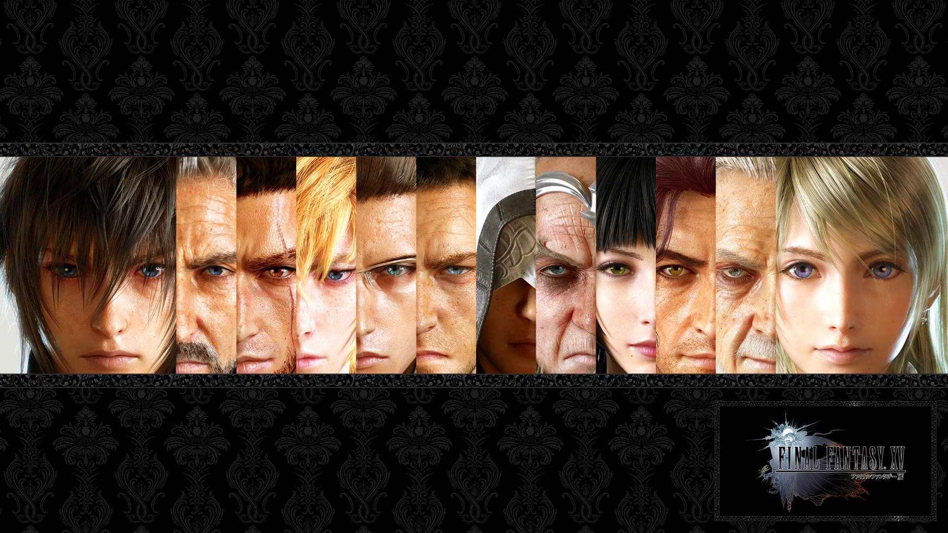 Final Fantasy Xv Wallpaper By Visionstudio On Deviantart
