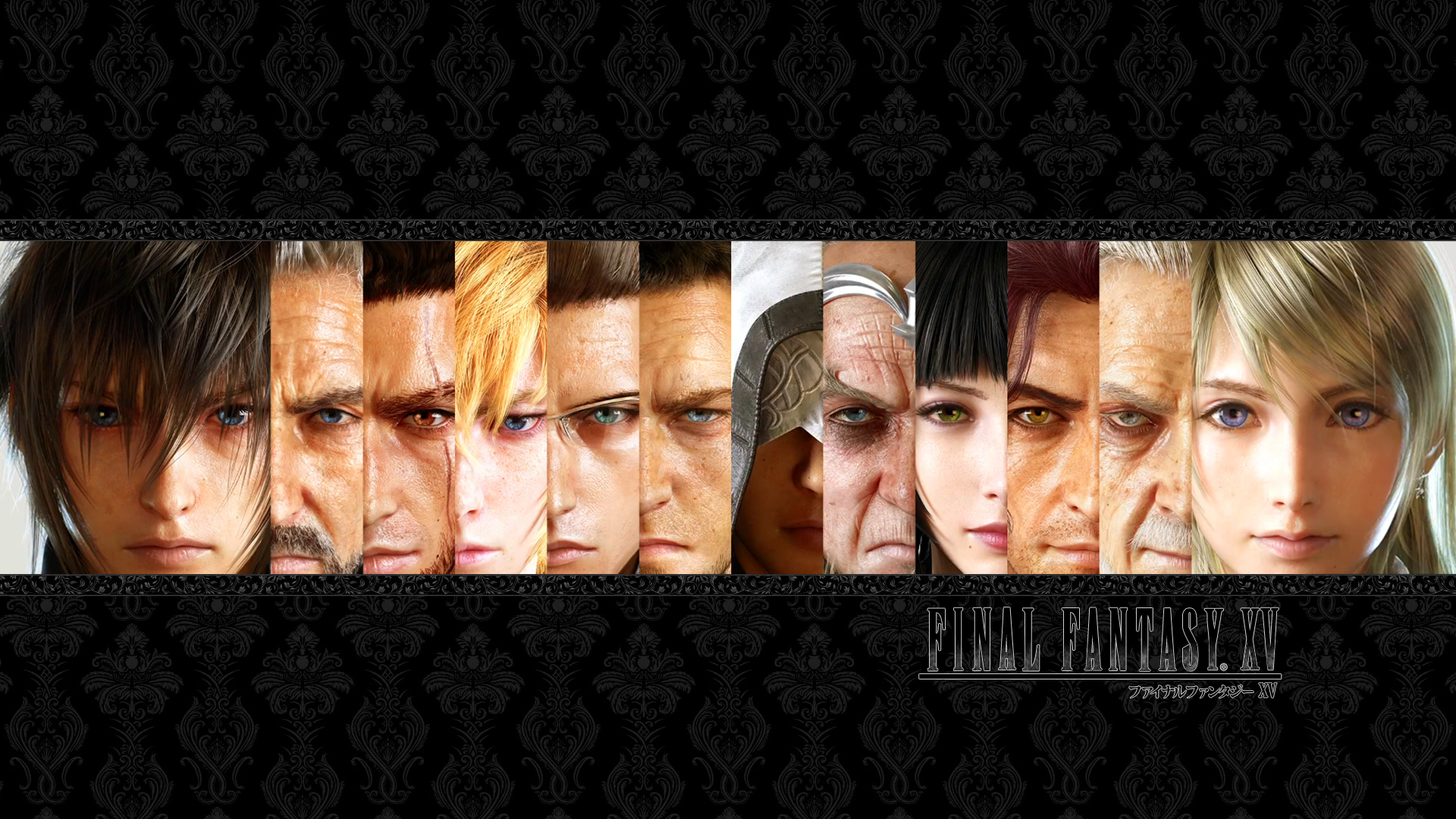 Final Fantasy Xv Wallpaper V2 By Visionstudio On Deviantart