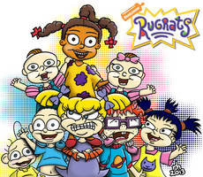 Rugrats by ronaldhennessy