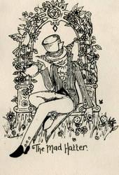 Hatter by kaboushka