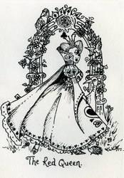 Queen by kaboushka