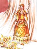 Princess Kanua by anikakinka
