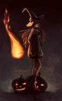 Treat or Get Burned by anikakinka