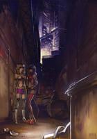 Metropolis by anikakinka
