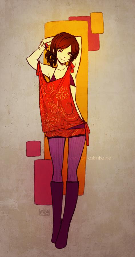 RedPurple by anikakinka