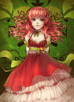 Strawberry Love Potion by anikakinka