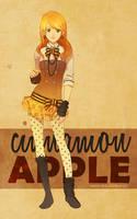 Cinnamon Apple by anikakinka