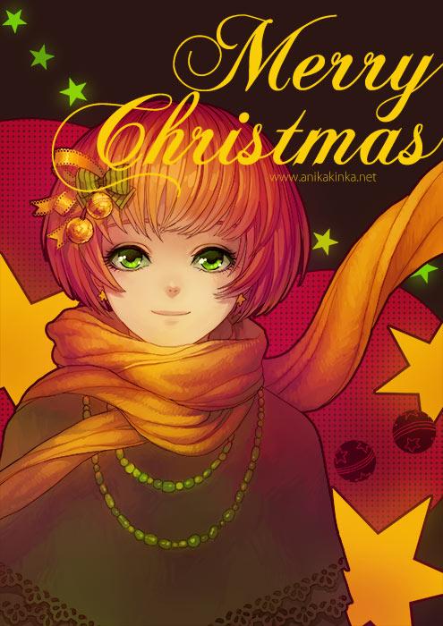 Happy Holidays by anikakinka