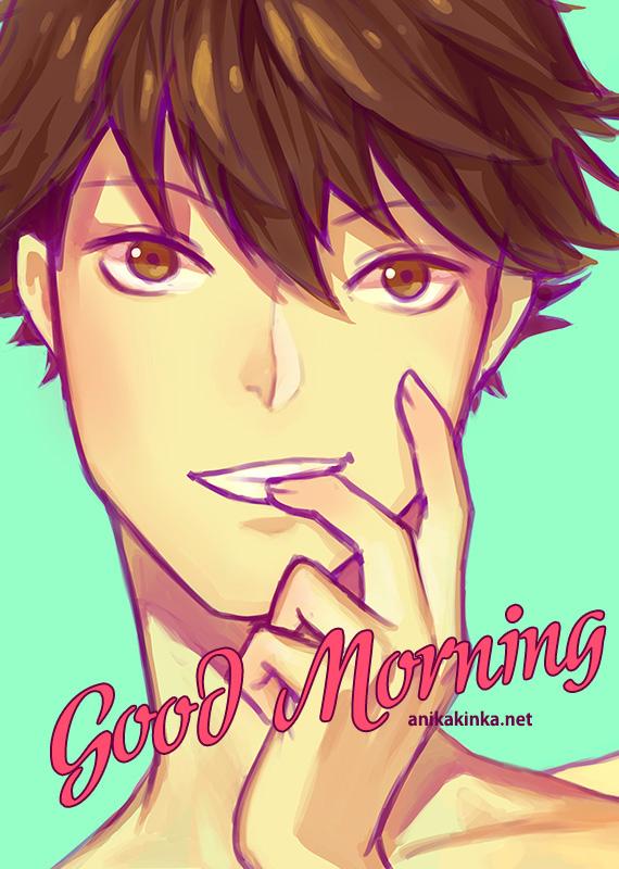 C89 Good Morning by anikakinka