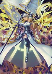 Jeanne by anikakinka