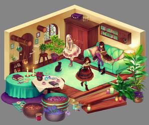 CzekoHouse by anikakinka