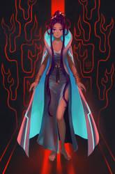 The Envoys Goddess Chapter 3