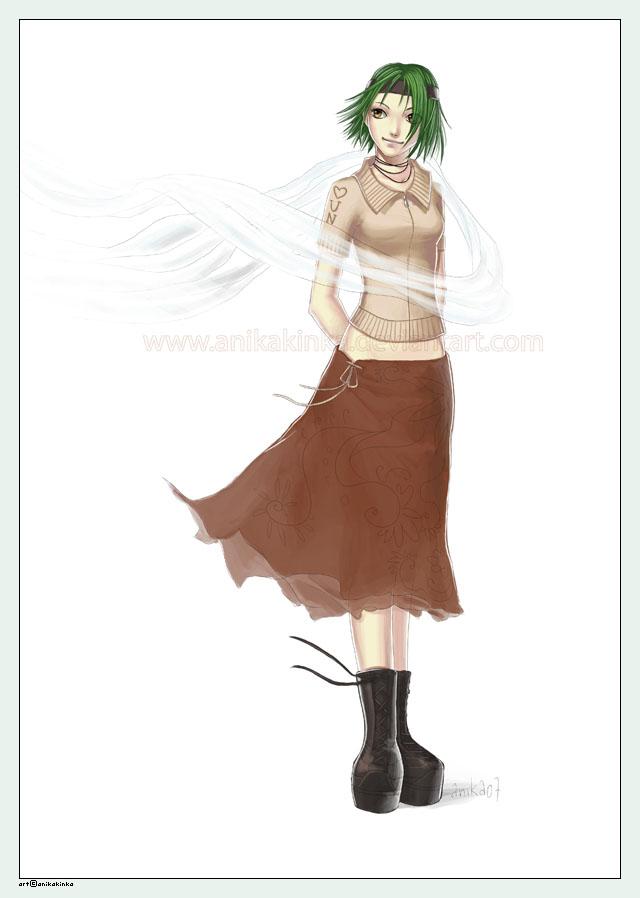 104 Tohru by anikakinka
