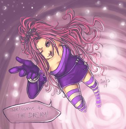 o064 Dream by anikakinka